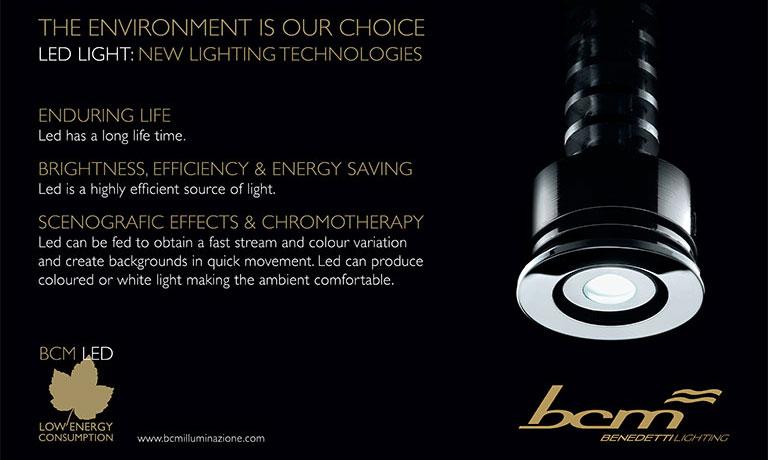 BCM Benedetti Lighting