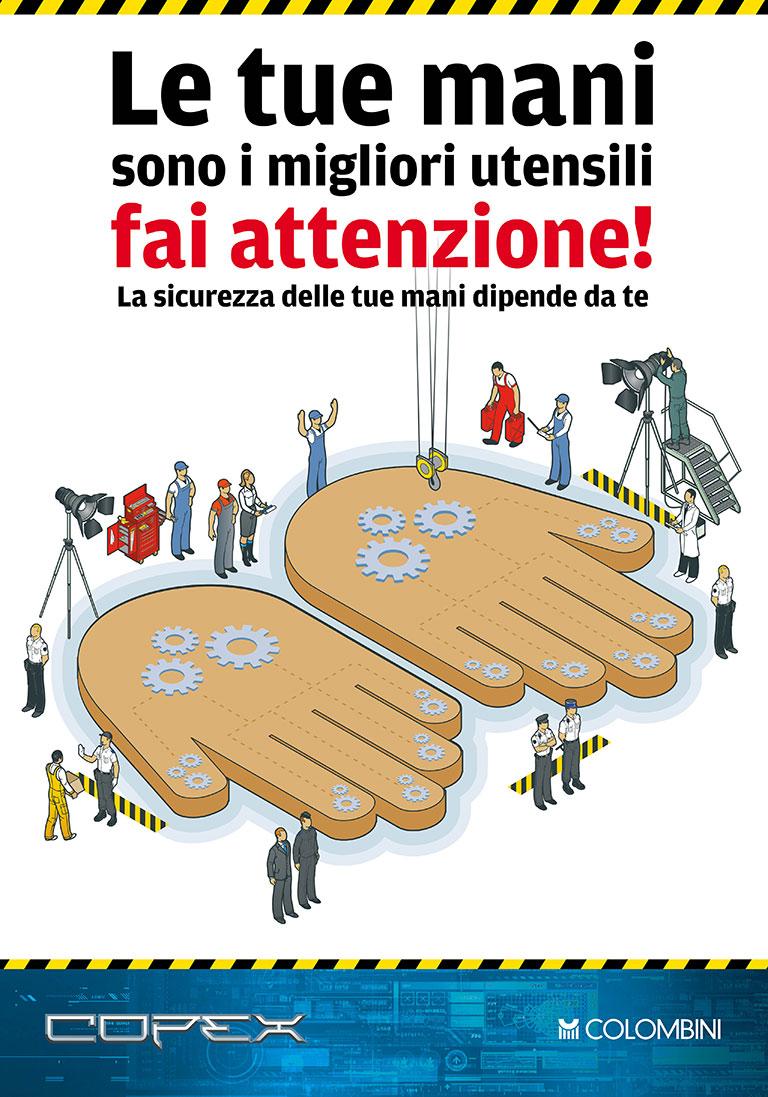 Colombini - Copex Poster Promozionali